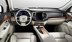 Volvo XC90 - Cockpit