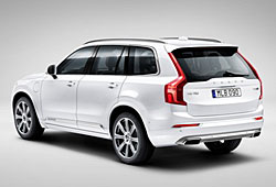 Volvo XC90 - Heckansicht
