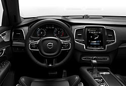 Volvo XC90 R-Design - Cockpit