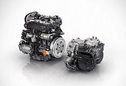 Volvo XC90 - Antriebsstrang