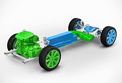 Volvo XC90 T8 Twin Engine - Allradantrieb
