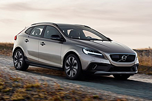 Volvo V40 Cross Country - Frontansicht