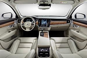 Volvo V90 - Cockpit