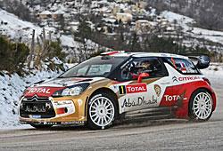 WRC 2013 Monte Carlo - Citroen DS3 WRC