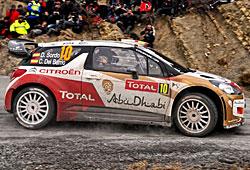 WRC 2013 Deutschland - Dani Sordo