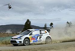 WRC 2013 Mexiko - Ogier/Ingrassia im Einsatz