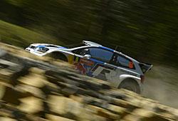 WRC 2013 Argentinien - Ogier und Ingrassia in voller Fahrt