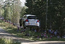 WRC 2013 Finnland - Ogier/Ingrassia auf dem Sprung um Sieg