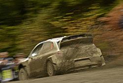WRC 2013 Großbritannien - Ogier und Ingrassia im walisischen Schlamm