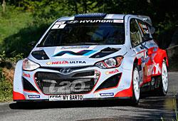 WRC 2014 - Rallye Deutschland: Erster WRC-Sieg für Hyundai mit dem i20 WRC
