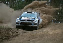 WRC 2014 - Rallye Australien: Ogier/Ingrassia auf dem Weg zum Sieg in Down Under