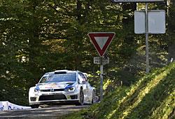WRC 2014 - Rallye Frankreich: Latvala/Anttila holen Sieg auf Asphalt