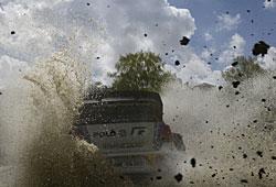 WRC 2014 - Rallye Mexiko - Sébastien Ogier