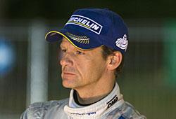 Ola Floene - ab Rallye Italien neuer Beifahrer von Andreas Mikkelsen (VW Polo R WRC)