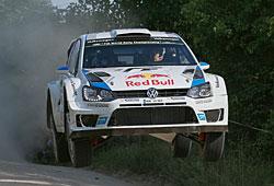 WRC 2014 - Rallye Polen -  Erneuter Sieg für Ogier/Ingrassia