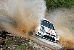 WRC 2014 - Rallye Portugal - Sébastien Ogier