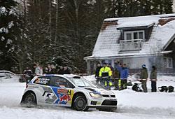 WRC 2014 - Rallye Schweden - Jari-Matti Latvala