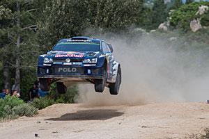 WRC 2015 - Rallye Italien: Ogier gewinnt zum dritten Mal auf Sardinien