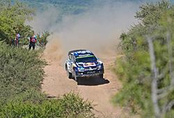WRC 2015 - Rallye Argentinien: Sébastien Ingrassia am Ende auf Rang 17