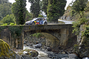 WRC 2015 - Rallye Frankreich - Jari-Matti-Latvala gewinnt in Frankreich