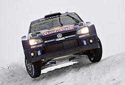 WRC 2015 - Rallye Schweden- Sébastien Ogier und Julien Ingrassia gewinnen auf Eis und Schnee