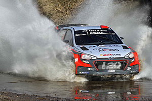 WRC 2016 - Rallye Argentinien - Haydon Paddon holt für Hyundai den ersten Saisionsieg