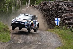 WRC 2016 - Rallye Finnland: Ogier/Ingrassia blieben ohne Punkte
