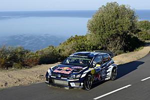 WRC 2016 - Rallye Korsika
