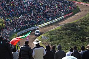 WRC 2016 - Rallye Portugal: Beim Sieg von Kris Meeke wurde Sébastien Ogier Dritter
